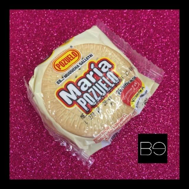 empaque de galletas María