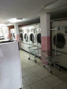 línea de secadoras de ropa