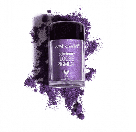 sombra violeta intenso marca Wet N Wild