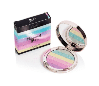 iluminador color arcoiris marca Ciaté